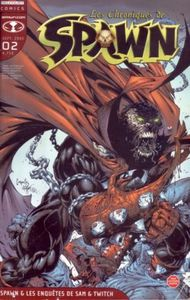 Les chroniques de Spawn n°2 (Todd Mc Farlane, Brian Holguin, Marc Andreyko, Nat Jones, Angel Medina, Scott Morse)