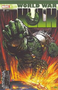 Wolrd War Hulk n°2 (Greg Pak, Paul Jenkins, John Romita Jr, Shawn Martinbrough)