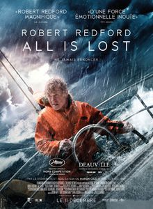 All is lost (Jeffrey C Chandor)
