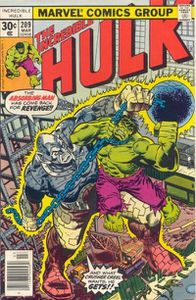 The incredible Hulk volume 1, n°209 (Len Wein, Sal Buscema)