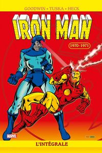 Iron-man, intégrale, 1970-1971 (Archie Godwin, Mike Gold, Allyn Brodsky, George Tuska, Johnny Craig, Don Heck, Gene Colan)