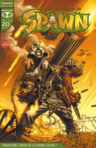 Les chroniques de Spawn n°20 (David Hine, Mike Mayhew, Brian Holguin, Brian Haberlin, Philip Tan)