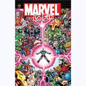 Marvel méga hors série n°20, la fin (Jim Starlin)