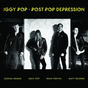 Post pop depression (Iggy pop)