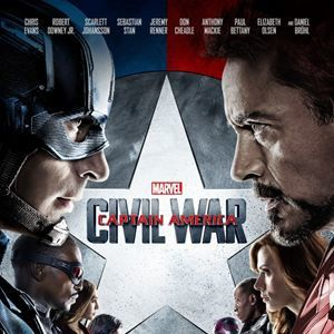 Captain america : civil war (Anthony Russo, Joe Russo)