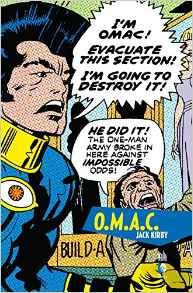 O.M.A.C (Jack Kirby)