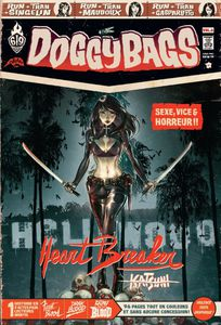 Doggybags, volume 6 (Céline Tran, Run, Jeremie Gasparutto, Florent Maudoux, Guillaume Singelin)
