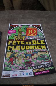 Fête du Blé Pleudihen Dur Rance 2014
