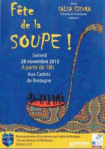 Fête de la soupe Rennes 2015