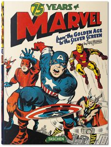 75 Years of Marvel par Josh Baker et Roy Thomas chez Taschen