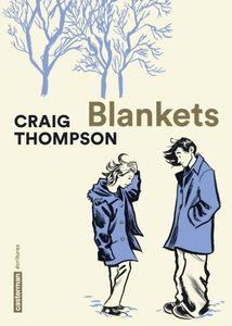 Blankets de Craig Thompson chez Casterman.