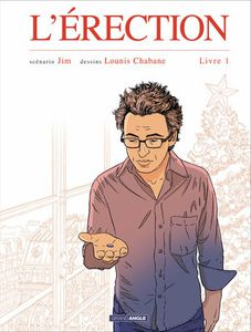 L'érection – Tome 1 de Jim et Lounis Chabane chez Grand Angle