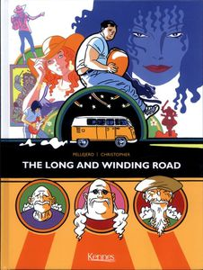The long and the winding road de  Ruben Pellejero et Christopher chez Kennes Editions.