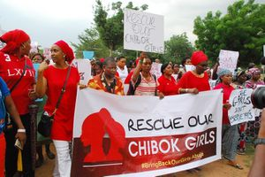The Globe and Mail - Outrage grows in Nigeria over failure to rescue abducted schoolgirls