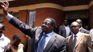 BBC - Malawi election: Peter Mutharika wins presidential vote