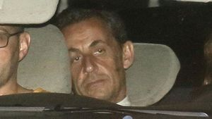 BBC - France's ex-President Sarkozy put under investigation