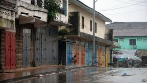 Reuters - IMF says Ebola having 'acute' impact on West African economies