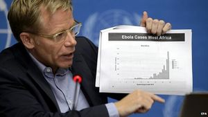 BBC - Ebola outbreak: WHO warns that virus could infect 20,000