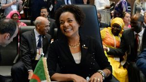 The Globe and Mail - Michaëlle Jean elected new head of la Francophonie