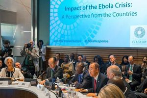 Reuters - IMF grants $100 million debt relief to Ebola-hit countries