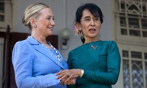 The Globe and Mail - Electoral stakes high for Suu Kyi – and for Myanmar