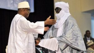 BBC - Mali's Tuareg rebels sign peace deal