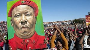 Reuters - Judge throws out fraud case against South African firebrand Malema