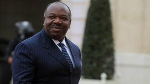 Le Monde - Gabon : le président Bongo annonce donner « toute sa part d'héritage » à la jeunesse