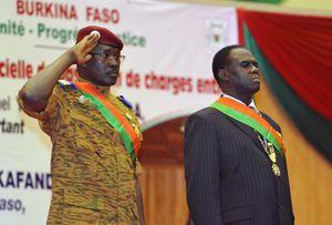 JA - Burkina : Kafando et Zida de retour, Diendéré « regrette » le coup d'État