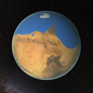 The Guardian - Nasa finds evidence of a vast ancient ocean on Mars