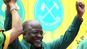 BBC - Tanzania purges 10,000 'ghost workers' in anti-corruption drive