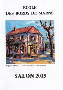 Joinville-le-Pont : l'école des Bords de Marne expose ses 25 ans.