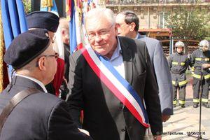 L'appel du 18 juin 1940 commémoré à Joinville-le-Pont.