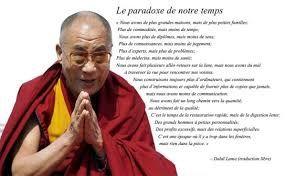 La longue marche du Dalaï-lama, sur France Culture
