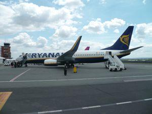 Résultat net en baisse chez Ryanair mais reste dynamique