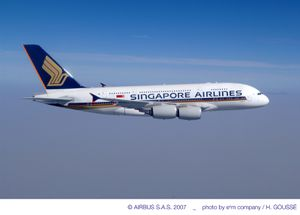 Singapore Airlines double son bénéfice net