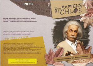 Texte n°9 sur le thème du cauchemar pour la revue &quot&#x3B;les petits papiers de Chloé&quot&#x3B;