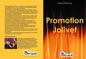 Christine Brunet a lu &quot&#x3B;Promotion Jolivet&quot&#x3B; de Rolande Michel