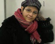 Carine-Laure Desguin à Charleroi pour Actu-TV