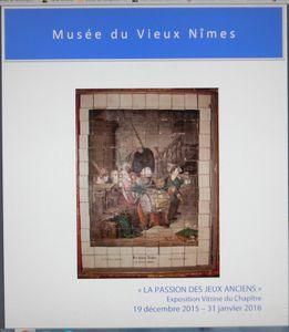 A Nîmes l'expo joue les prolongations...