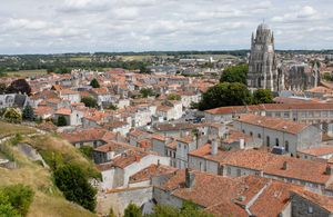 Caracoles de Saintes (Charentes-Maritimes-17)