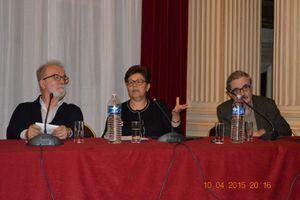 CONFERENC«Statuts des Femmes et l'égalité-inégalité des genres selon les livres des religions monothéistes: une lecture critique»: le 10/04/2015 à 19H00