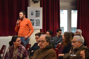 Rencontre-débat &quot&#x3B;Les jeunes s'impliquent pour faire face aux nouveaux défis de la Tunisie&quot&#x3B;,