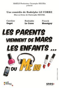 Le parents viennent de Mars, les enfants du Mcdo