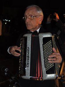 Alain Vallet, accordéonniste
