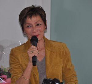 Viviane Thiry, présidente de Sekolin'