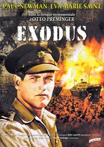 """Exodus"" d'Otto Preminger"