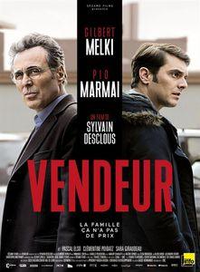 """""""Vendeur"""" de Sylvain Desclous"""