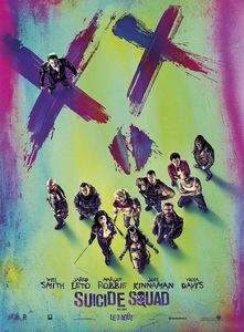 """Suicide Squad"" de Gerardo Olivares et Ormar Penker"