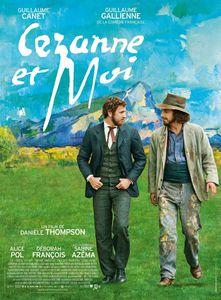 """""""Cézanne et moi"""" de Danièle Thompson"""